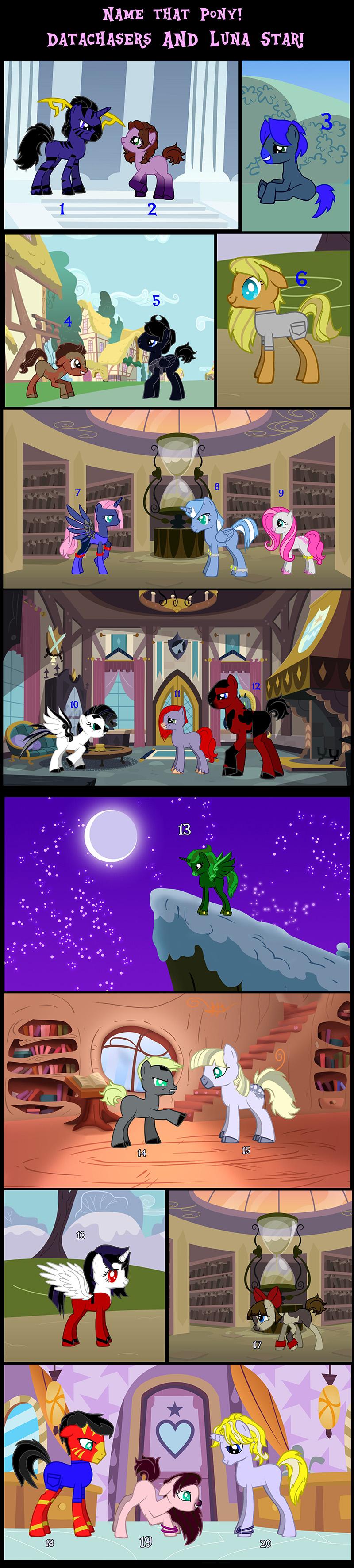 Name that Pony !