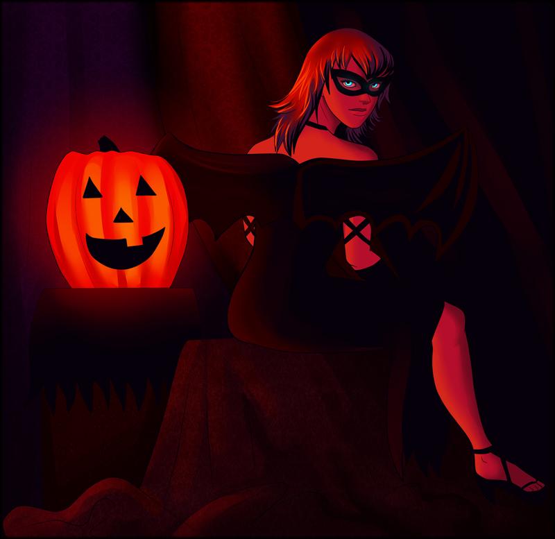 Happy Halloween from Luna Star